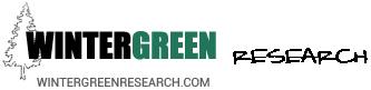 WinterGreen Research Logo- Market Study Rport